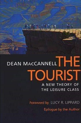 MacCannell - The Tourist - Cover Art