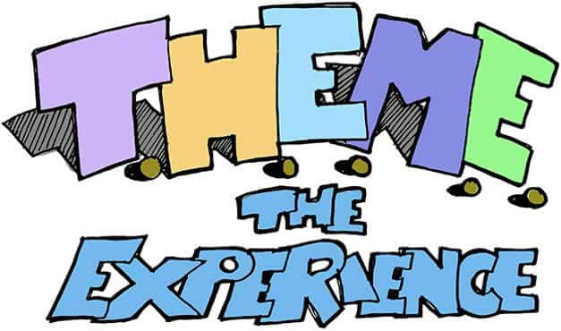 Sign: Theme the Experience